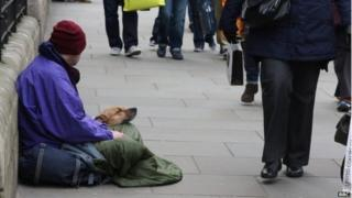 An average of 13 homeless people per month had their housing applications closed due to death