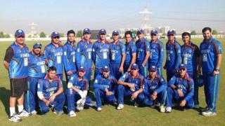 تیم ۱۹ سال کریکت افغانستان