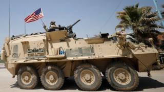 نیروهای آمریکا