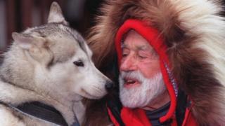 Собака і господар