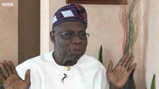 Obasanjo: 'I no involve for any plane accident'