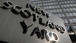 General view of New Scotland Yard