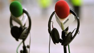 BBC microphones