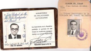 Documentos de João Cabral de Melo Neto