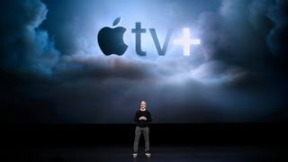 Apple CEO'su Tim Cook, tanıtım etkinliğinde konuştu