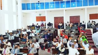 Golaha wakiilada Somaliland oo ayiday heshiiskii dekada Berbera ee lala galay DP World iyo Itoobiya