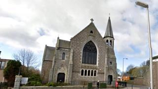Old Bankhead Church