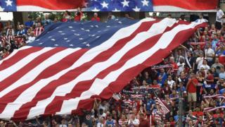 Amerika Serikat, AS