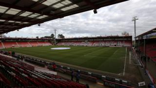 AFC Bournemouth football ground