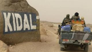 Kidal, un des fief de la rébellion échappe encore au contrôle de l'Etat malien