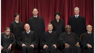 The US Supreme Court: Who are the justices?