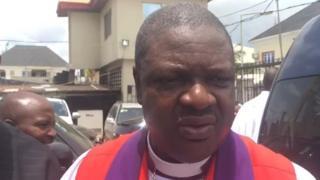 Bishop James Olushola Odedeji