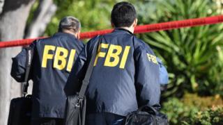 عناصر مكتب التحقيق الفيدرالي
