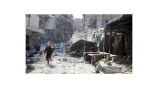 Dubban Mutane sun mutu a rikicin Syria