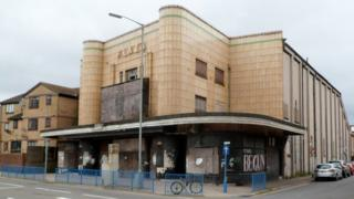 Plaza cinema, Port Talbot