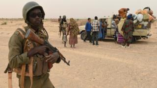 La tension reste vive dans le secteur de Talataye. Des coups de feu ont été entendus dimanche matin.