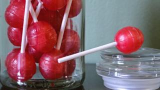 File image of lollipops