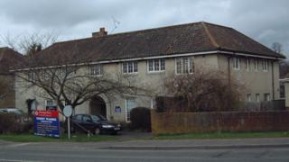 former Palmerston House children's home
