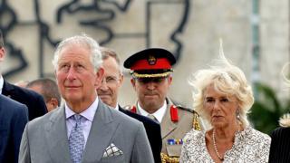 Принц Чарлс и Камила на Куби