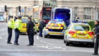 Нападение в Лондоне