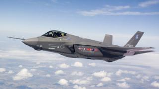 The F-35 has been in development for many years and has cost over $1 trillion