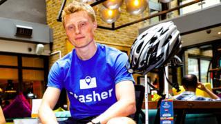 Jacob Wedderburn-Day, chief executive Stasher