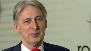 Brexit: Hammond  optimistic  over Brexit talks with Labour