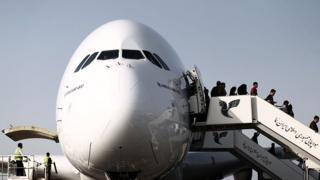 آمریکا مجوز فروش بیش از صد ایرباس به ایران را صادر کرد