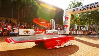 Команда из западного Сиднея начинает гонку