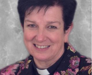 Rev Canon Anne Dyer
