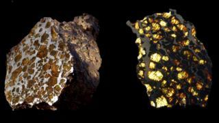 Meteorito de Imilac