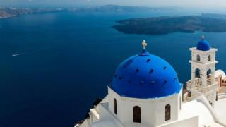 Imagem de Santorini