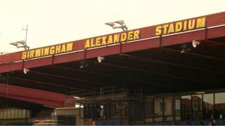 The Alexander Stadium