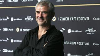 Sean McAllister at the 2015 Zurich Film Festival