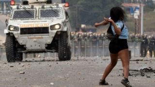 भेनेजुएला संकट