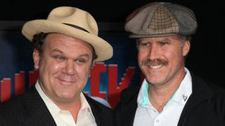 John C Reilly and Will Ferrell