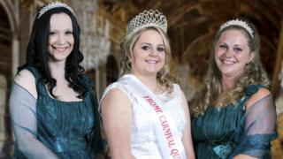 The 2016 Frome Carnival Queen Aleesha White will be the event's last regal centrepiece