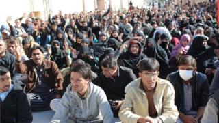 کوئٹہ احتجاج