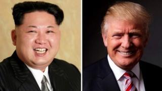Les présidents Kim Jong-un et Donald Trump se rencontrent mardi à Singapour.