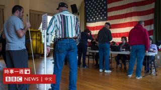 美國中期選舉