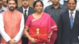 Finance Minister Nirmala Sitharaman is going to present the budget of 2019.