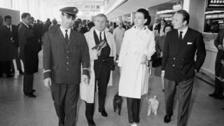 1969 yılında Yunan opera sanatçısı Maria Callas Yeşilköy Havalimanı'nda