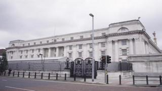 The Royal Courts of Justice in Belfast