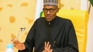 """Cette réunion hebdomadaire devait être son premier rendez-vous avec le gouvernement depuis son retour au Nigeria, après un """"congé maladie"""" de plus de trois mois."""