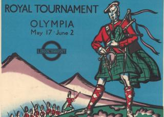 Royal Tournament poster