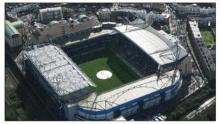 Filin wasa na Stamford Bridge