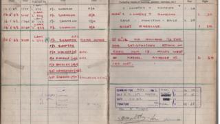Dambusters logbook