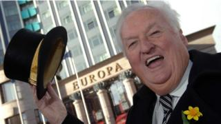 Sir William Hastings owned Belfast's Europa Hotel along with five others