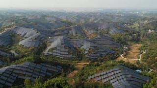 سهم چین از مشکلات اقلیمی جهان