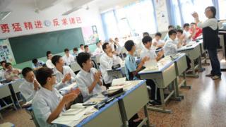 资料图片:上海高校